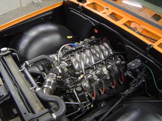 C on Corvette Fuel Pump For Ls Swap