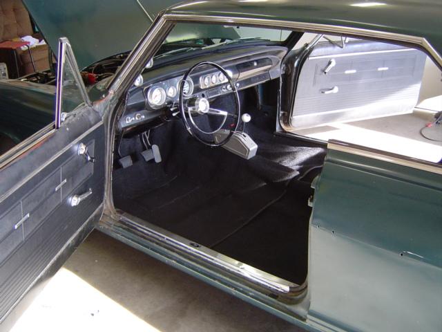 1962 Chevy Nova, 5 3, TH400, Turbocharged - Yates EFI
