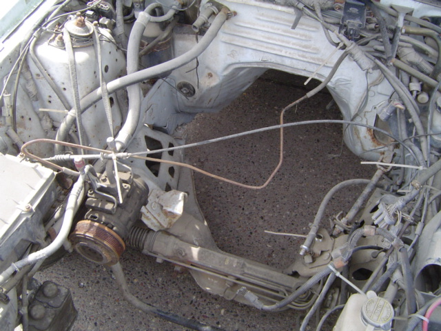 1991 Ford Mustang, LS1, T56, Magnacharger, Suspension